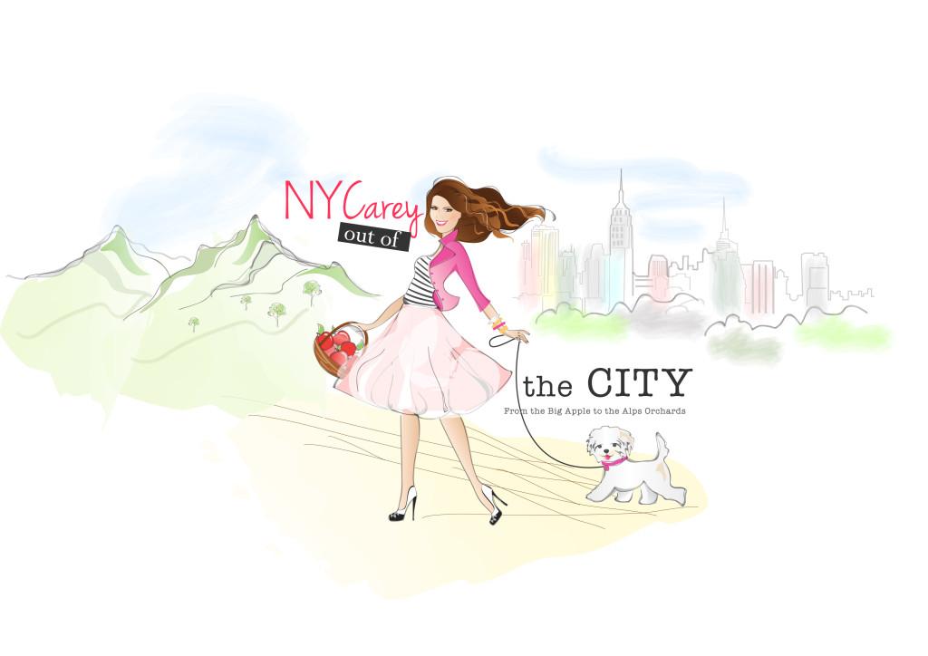 NY carey out of the City logo