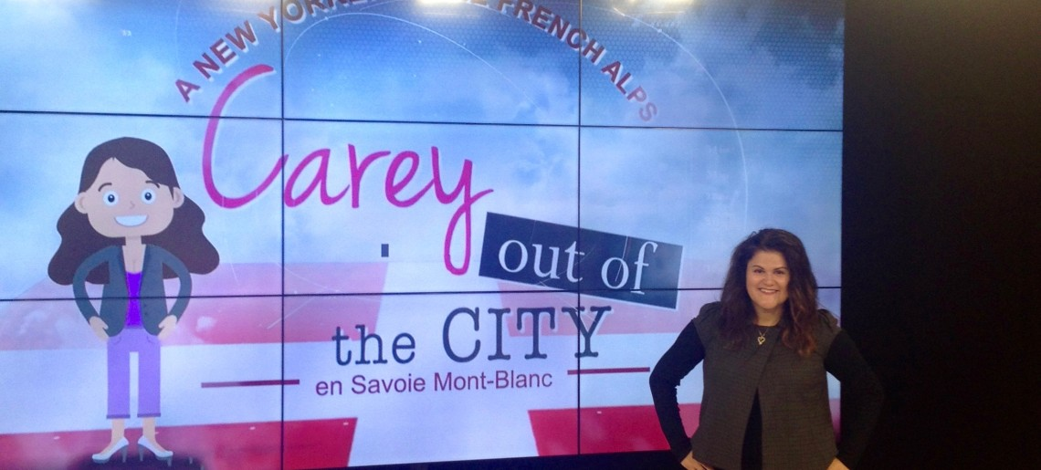 "<font face=""times new roman"">New 'Carey out of the City' on 8 Mont Blanc!</font>"