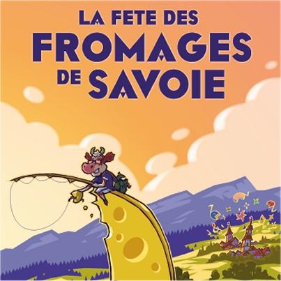 """<font face=""""times new roman"""">Say Cheese! La Fete des Fromages de Savoie</font>"""