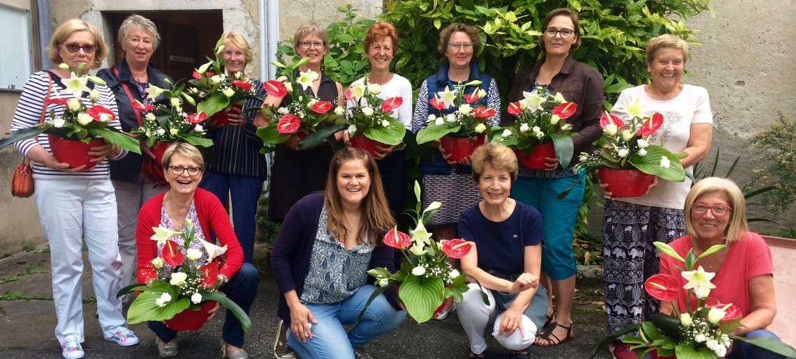 French Floral Arrangements – Cours d'Art Floral