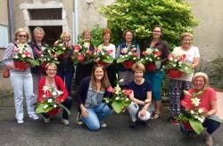 Cours d'Art Floral  Brison Saint Innocent, France