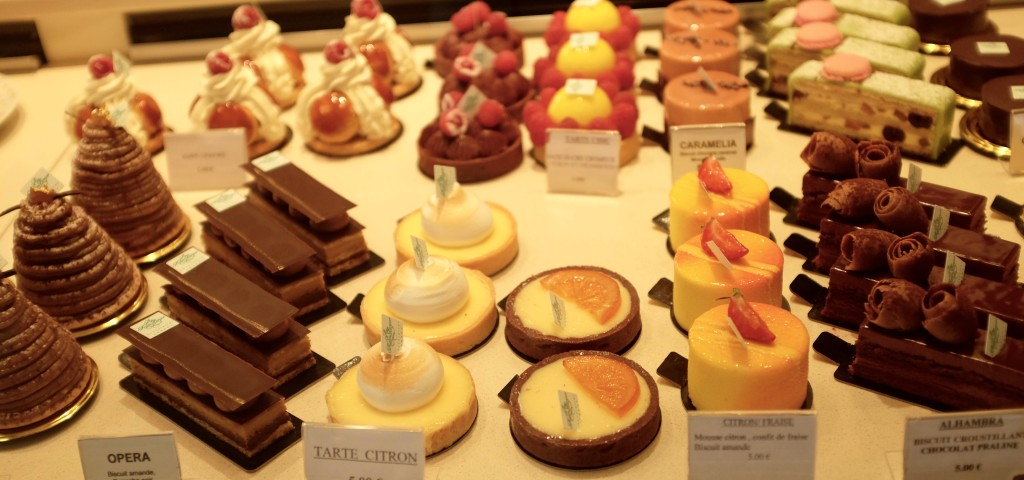 French Patisserie Au fidele berger