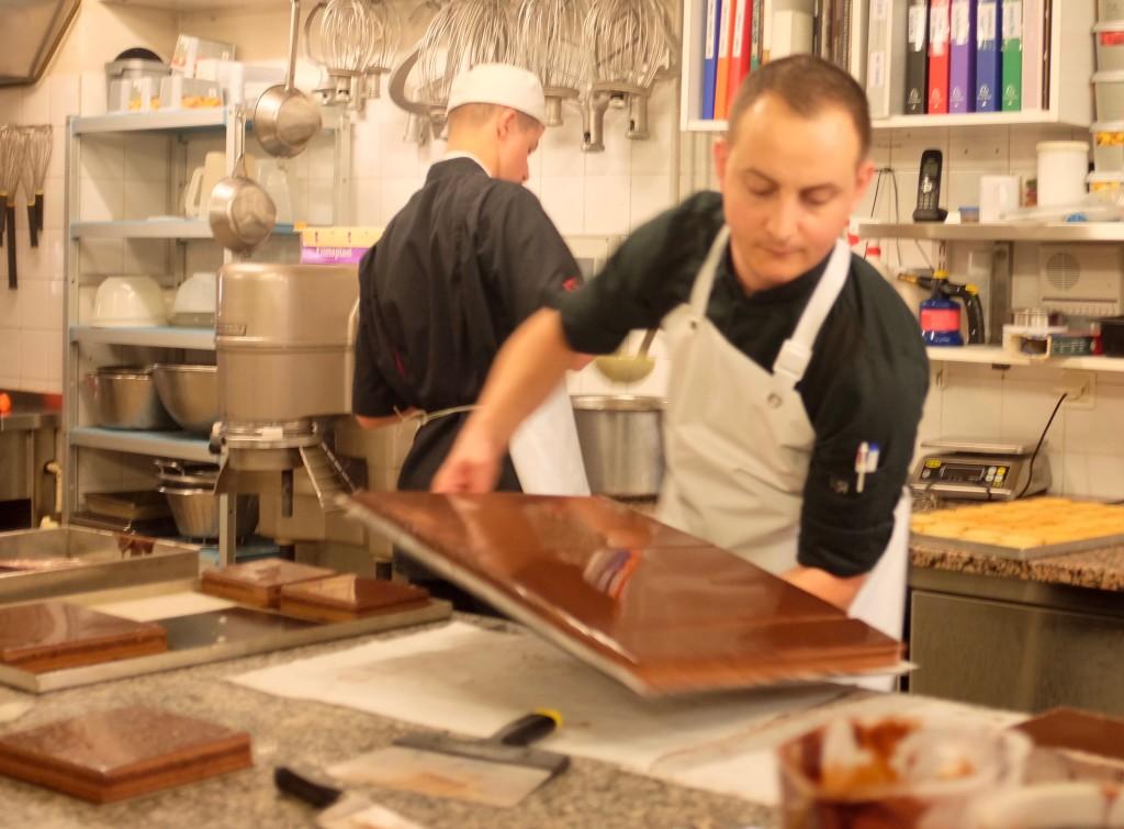 chocolatier au fidele berger