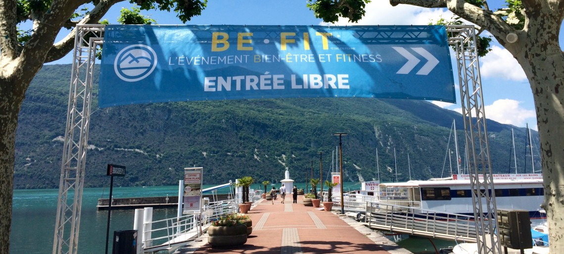 BeFit Aix-les-Bains, France – My Regimen Kickstarter