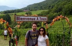 Balade Gourmande Carey Taylor French Alps
