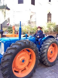 NY Carey tractor