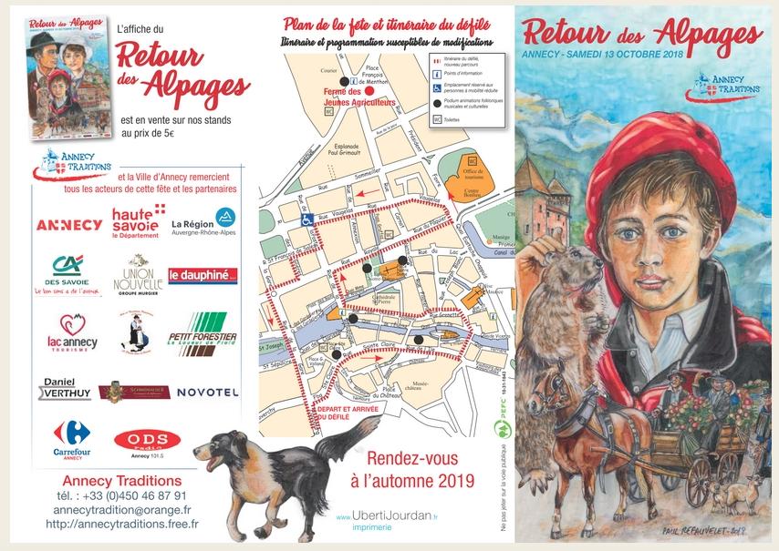 2018 Retour de l'Alpage